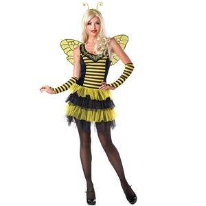NEW Adult Bumblebee Costume